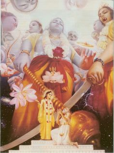 Early Miracles Of Caitanya Mahaprabhu