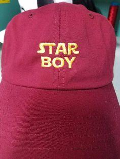 7539543a932ba STARBOY - STARWARS Dad Cap Hat