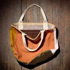 """Recycled from Army Surplus materials. Many, different styles of bags. For men and women. Most are unisex. I love recycled stuff.   """"Unions of Smith Vintage Military Accessories"""" on Fab.com. Sincerely, JoAnne Craft"""