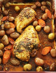 This recipe is one of my favorites. It's easy to make, quick, and is a complete meal in just one pan. It can't get better than that! The chicken breast is marinated and cooked in a garlic-cilantro combination that makes the chicken flavorful and delicious. The chicken came out juicy […] The post The Best One-Pan Chicken Breast Garlic-Cilantro  Recipe appeared first on A Simple Tweak. One Pan Chicken, Yum Yum Chicken, Easy Chicken Dinner Recipes, Healthy Dinner Recipes, Bean Recipes, Free Recipes, Cilantro Recipes, Breast Recipe, Asparagus Recipe