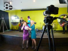 "Host Susie McAuley & Linda Cooper are getting ready and having way to much fun for Jan. 19, 2014 TV Show ""Live Love Laugh Today TV Show"" that airs on ABC Network on WFAA at 11:00 AM! Do not miss them this Sunday!"