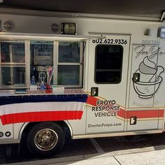 DoctorFroyo (@doctorfroyo) • Instagram photos and videos Frozen Yogurt, Recreational Vehicles, To Go, Trucks, Photo And Video, Videos, Photos, Instagram, Pictures