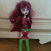DIY Monster High Doll Clothes Thread