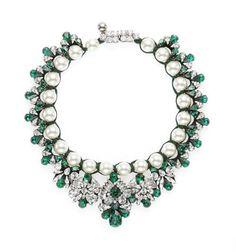 Gorgeous Shourouk necklace