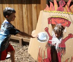 How to throw a pie-fight party
