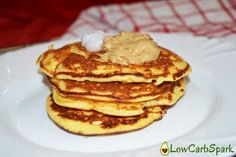 The best Keto Pancakes in the world | Low Carb & High Fat