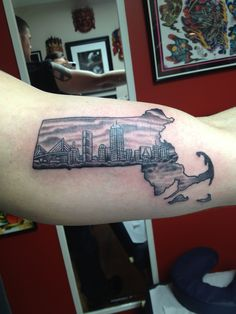 1000 images about tattoos on pinterest palm tree for Best tattoo artists in massachusetts