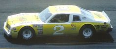 Dale Earnhardt's MelloYello sponsored Pontiac Ventura