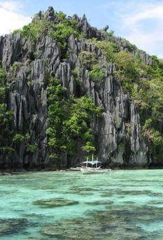 El Nido,Philippines by Liya Banks
