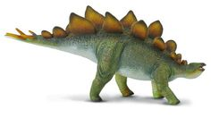 Collecta 1:40 Stegosaurus dinosaur model.