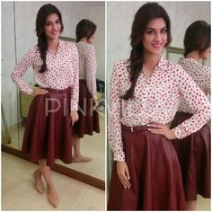 Yay or Nay : Kriti Sanon in Marks & Spencer and Madison | PINKVILLA