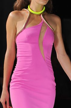 Versace Atelier Spring 2013 - GREAT color ! http://HotWomensClothes.com