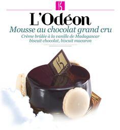 La passion du chocolat I Sébastien Bouillet.