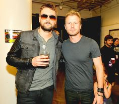Eric Church and Dierks Bentley. Now they are country.