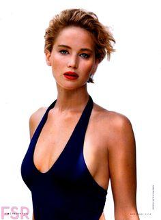Jennifer Lawrence by Patrick Demachelier for Vanity Fair