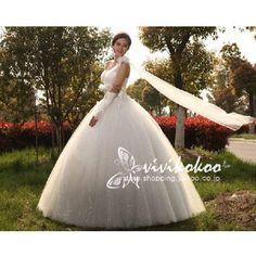 激安人気花嫁ウエディングドレス結婚式ドレス シンプルウエディングドレス