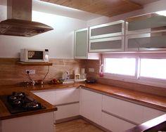 Interior Design Compact Tuscan Style Sleek Modern Kitchen Design