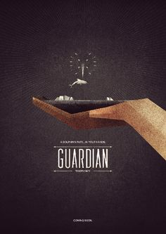 The Guardian Poster by ripplgames