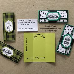 If money is the gift it must be presented in a fancy card. The Merry Little Christmas Money Holder is a QUICK fix to dress up your money! Christmas Gift Card Holders, Xmas Cards, Greeting Cards, Card Making Tutorials, Making Ideas, Gift Cards Money, Money Envelopes, Money Holders, Stampin Up