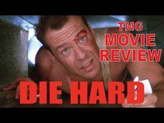Die Hard Review 1988 - TMG Movie Review - YouTube #diehard #brucewillis #alanrickman #johnmclane #movie