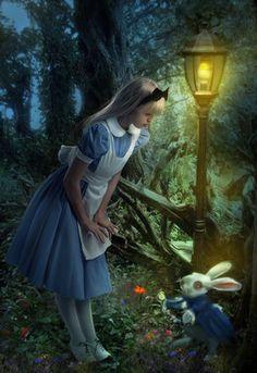 Alice in Wonderland.We're Late Alice! Lewis Carroll, Tim Burton, Halloween Cosplay, Cosplay Costumes, Alice Cosplay, Go Ask Alice, Chesire Cat, Alice Madness, Adventures In Wonderland