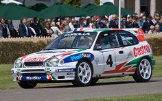 Toyota Corolla Rally Car - Goodwood Festival of Speed 2008