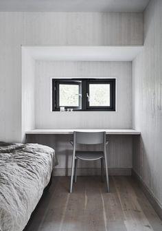 Villa Hagerman, Ljugarn – M. Wood Ceilings, Cottage Interiors, House Layouts, Interior Exterior, Minimalist Home, Modern Rustic, Beach House, House Ideas, Villa