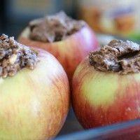 Baked Stuffed Apples Whole30
