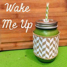 """Laura's """"Wake Me Up"""" green smoothie  20 SOMETHING + 30 SOMETHING: Make sweet smoothie love"""