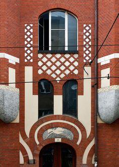 Poland - Bytom - Architect Wilhelm Heller 1905
