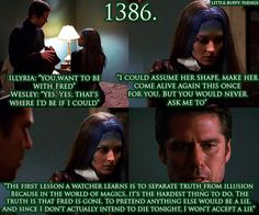 Separating truth from illusion -  Angel Season Five #Not Fade Away - Little Buffy Things