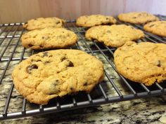 Amazing, Healthy, and Natural Chocolate Chip Cookies By My Nguyen