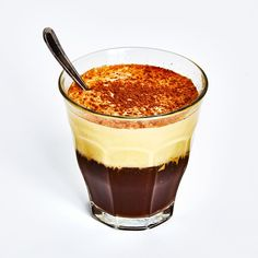 How to Make Vietnamese Egg Coffee With Whipped Egg Yolks and Sweetened Condensed Milk | Bon Appétit Egg Coffee, Iced Coffee, Coffee Shop, Drink Coffee, Tiramisu Cups, Coffee To Water Ratio, Asian Grocery, Coffee Varieties, Little Chef