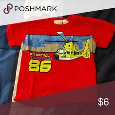 Kids air patrol t-shirt by Circo size 2t Kids t-shirt Circo Shirts & Tops Tees - Short Sleeve