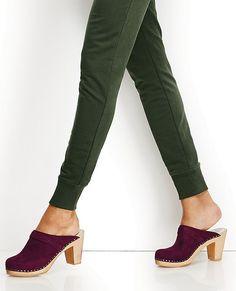 Swedish Modern Clog by Maguba   Womens Shoes & Socks