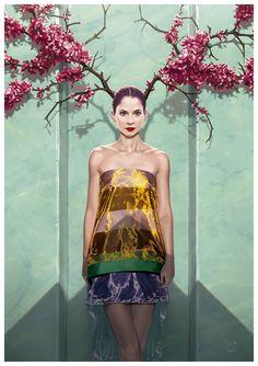Christian Dior por Ignasi Monreal 2