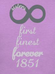 first finest forever. adpi.