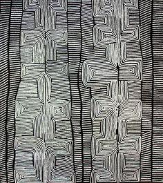 Contemporary Aboriginal by © Aborigène Graham Tjupurrula Aboriginal Painting, Aboriginal Artists, Dot Painting, Aboriginal Culture, Art Textile, Australian Art, Stock Art, Indigenous Art, Mosaic Patterns