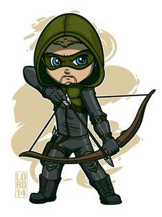 Arrow - Ollie by lordmesa on DeviantArt