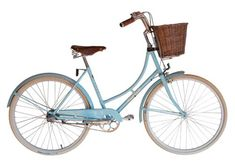 'Sommer' bicycle, in Maya Blue, by Papillionaire Vintage Bicycles. Old Fashioned Bike, Dutch Bike, Retro Bicycle, Bikes For Sale, Bike Style, Vintage Bicycles, Custom Bikes, Vintage Style, Bicycle Race