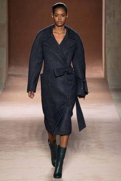 Victoria Beckham, Осень-зима 2015/2016, Ready-To-Wear, Нью-Йорк