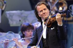A few years ago, I discovered the famous Dutch violonist and conductor Andre Rieu. What a treat I was in for. I have always enjoyed Strauss's. André Rieu, Johann Strauss Orchestra, Dutch People, Music Therapy, I Feel Good, Conductors, Jealousy, Classical Music, Musical