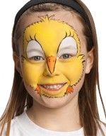 30 face paintings perfect for a kid 39 s halloween party kinderschminken und kost m. Black Bedroom Furniture Sets. Home Design Ideas