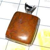 LARGE CHUNKY STYLE CLOSE OUT PENDANTS 925 SILVER gram Bronzite  By Shaurya International