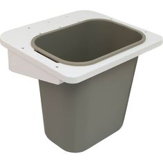 Pontoon Trash Can Unit