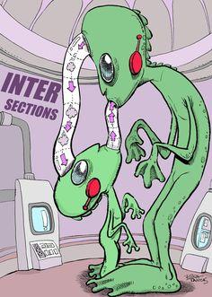 Quadrinhos Inquietos: INTER SECTIONS - 1 de 3