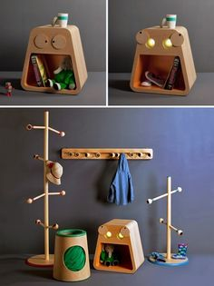 Elena Nunziata Design - Interlactive Children Furniture
