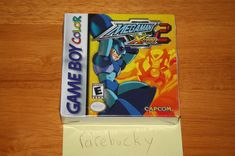 Mega Man Megaman Xtreme 2 (Nintendo Gameboy Color) NEW SEALED H-SEAM SUPER RARE!: $199.99 End Date: Tuesday May-8-2018 11:12:58 PDT Buy It…