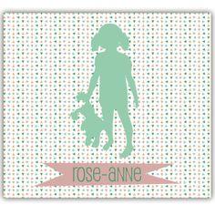 Geboortekaartje Rose-Anne