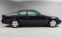 Mercedes Benz S Class coupe - w140